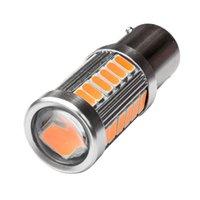 1pcs PY21W 7507 BAU15S 1156PY 150 gradi 33 SMD 5630 5730 LED Auto Direzione del segnale Lampada Auto Indicatore Indicatore Indicatore Amber Giallo