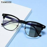 Sunglasses Retro Anti Blue Ray Glasses Fashion Designed Light Eyeglasses Optical Eye Spectacle Frame For Women Men