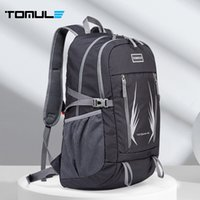 Tomule impermeável escalada caminhada mochila homens acampar viajar saco ao ar livre 40l respirável mochila esportes escalando sacos de ciclismo 210304