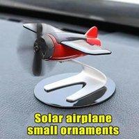 Интерьерные украшения бомбардировки самолетов воздуха свежеенные мужские автомобильные парфюмерные украшения аксессуары