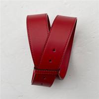Designers Top Quality Belt Big Gold Boucle Hommes et Femmes Haute Qualité Nouvelle Courroie Livraison Gratuite Avec Boîte