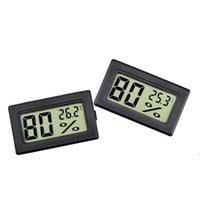 미니 디지털 LCD 실내 온도 센서 습도 미터 온도계 습도계 게이지 화씨 / 섭씨 Humidors 정원 ZZB8131에 대 한 섭씨