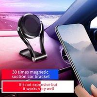 Mobiltelefonhalterung Inhaber Magnethalter Auto für Huawei p30 pro Kumpel 30 10 Lite P8 P9 2021 Nova 2i Ehre 9 8 7 Smartphone im Stand