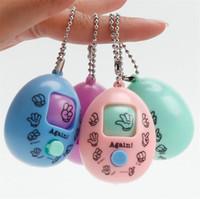 바위 종이 가위 장난감 키 체인 손가락 추측 게임 장난감 RPS 클래식 캡슐 장난감 어린이 파티 선물 얼굴 인형 열쇠 고리 장난감
