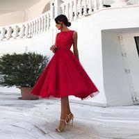 Women's Pants & Capris 2021 European And American Dress Round Neck Sleeveless Chiffon Backless Midi-Skirt