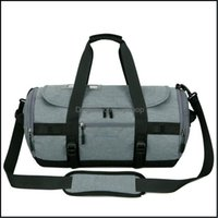 Outdoor Sports & Outdoorsoutdoor Bags Waterproof Oxford Men Shoder Gym Basketball Bag Anti-Theft Tote Sport Training Fitness Travel For Shoe