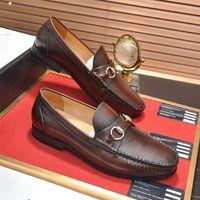 2021 Marque Factory_footwear Disigner Chaussures à l'air Solé Hommes Lézard Imprimer Tissu de vachette avec un laser plat de veau importé petit trou rond de taille respirante taille 38-45