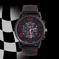 Wristwatches 2021 Silicone Strap Watches Men Sport Quartz Man's