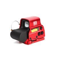 Holographischer Reflex 558 Rot Grüner Punkt Sichtraum für Jagdschießen