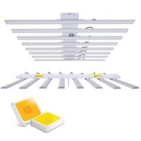 LM301H 660W LED Grow Light PPF 1632 Fluence Spydr XPE2 Full Spectrum Lighting Gavita LED for Grow Tent and Commercial Growth Dimmable 48VDC