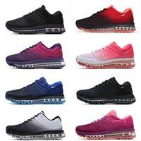Satış 2021 Yüksek Kalite Erkek Havalar 2017 Gündelik Yürüyüş Koşu Spor Ayakkabı Ucuz Marka 2020 Adam Kadınlar Sinek Siyah Beyaz Kırmızı Mavi Trainer Sneakers F23