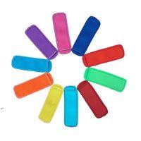16 colori Antifreezing Borse Borse Borse Strumenti Congelatore Ghiaccio Pole Pole Pesici Reutible Neoprene Isolamento in neoprene Borsa a maniche pop per DWD8293
