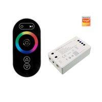 2.4G Controlador WIFI RGB Lámpara de tira Dimmer Smart Home Wireless Teléfono Tuya App LED Pool Light Control Remoto