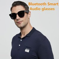 Glasses A13 Smart High End Sunglasses Wireless Bluetooth 5.0 Hands-Free Calling Music Audio TWS Voice Control Polarized