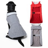 Dog Apparel Pet Dogs Cats Clothing Winter Warm Coat Jacket For Small Medium Chihuahua Thickening Overcoat Clothes