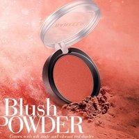 Palette de maquillage BLUSH BANXEER 6 Couleurs Faire face à la peau de pêche rougeur de la joue de joue cosmétique Ombre longue durable