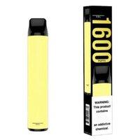 Descartável Perfilly Vape Pen 6.5ml 1600 Buffs 1000mAh Bateria Barra Puff XXL vs Puff mais Xtra Puffers