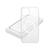 2021 New Magnetic Mobile Phone Cases for iphone 13 12 Fast Charging Charger Magnet Cover Clear Luxury Transparent Mag Water Resistant Dirt-resistant Case