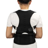Supporto posteriore Supporto regolabile Postura Magnetica Correttore Band Band Brace Brace Spalla Brace Strap Lombare Dormire Sicurezza Sport Sicurezza