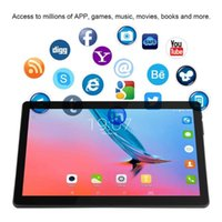 Tablet PC 10 Inch Android 1280*800 IPS 6GB+128GB Dual SIM 4G Core 9.0 Bluetooth WiFi Tablets Gift