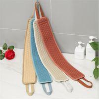 Body Wash Scrub Sponges For Brush Exfoliating Washcloth Accessories Baths Belt Shower Brushes Scrubber Sponge FWF8970