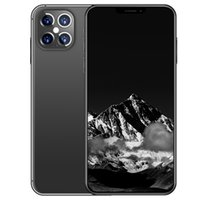 New 12 Pro Smartphone 6.7 Inch Mobile Phones 16GB RAM 512GB ROM Android 10.0 Phone 4G 5G Global Version Cellphones