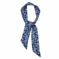 Schals Lässig Hip-Hop Cashew-Druck Riband Tasche Griff Dekorieren Schal Kleine Ribbon Haarband Bandeaus Großhandel Choker Krawatten