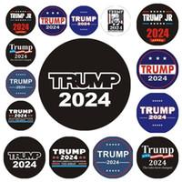 DHL Trump 2024 Tampon Sticker Araba Pencere Duvar Çıkartması Kurallar Değişti Maga Çıkartmalar Başkanı Donald Trump Geri Aksesuarlar