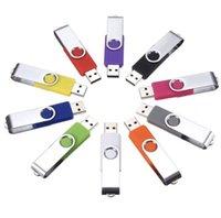USB 2.0 Flash Drive Pen Drive Thumb Memory Stick 4G 8G 16G 32G 64G for Computer Laptop Mac Black