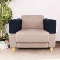 Chair Covers 1 Pair Sofa Furniture Armrest Couch Arm Protectors Stretchy For Home Stock Decor Dropship