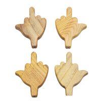 2021 Форма Palm Form Уровень древесины 5 5 Держатель для соединения Сигарета Конус для курительного труба Курительная труба 8 мм Король Цветущий Доклад Древесные табачные трубы