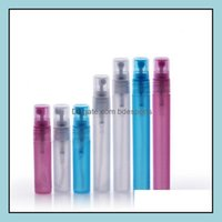 Bottles Packing Office School Business & Industrial5Ml 8Ml 10Ml Mini Plastic Spray Bottle,Empty Cosmetic Per Container With Mist Atomizer No