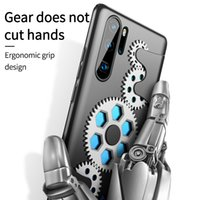 Gear decompression iphone case 11 Pro Max case luxury Turn the gear fashion Decompression Mobile Phone Case for iphone X XR XS MAX