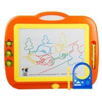 Дети сланцовые ручки каракули прокладка стиральный рисунок легко писать доску детей подарок магнитная живопись эскиз колодки игрушка для ребенка # 10 210312