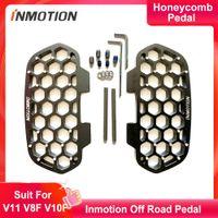 Combinaison originale de pédale d'abeille en nid d'abeille V11 pour V8F V10F MSP Nouveau Pédale Original Cool Mounhheel Accessories de la pédale
