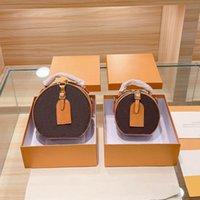 FemminaHigh QualityDesigner Bag 2021 Borsa Borsa Borsa a spalla femminile originale marca moda reale vera pelle di alta qualità