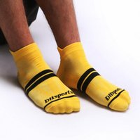 DH Mens Ankle Biking Cycling Socks Athletic Cushioned Cotton Sports Socks Breathable Low Cut Tab Arch Support Mesh Casual Short Football Soccer Compression Sock