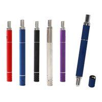 Longmada portátil vape caneta mergulho dab mini eletrônico vaporizer cera vaper e kit de cigarro 320mAh bateria shisha vapor