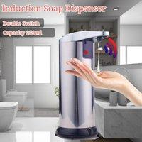 Distributeur de savon liquide 250ml bouteille ABS plasique plasique nettoyant de salle de bains Pompe à lotion de douche pour la maison El Cuisine