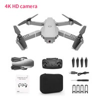 High quality E68 Mini Drone Foldable Altitude Hold Quadcopter Drones with HD Camera Live Video have retail box