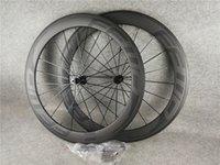 BoB Black on Black F6R 700c UD Matte 60mm FFWD Carbon Road Bike Wheels Front Rear Wheelset with 23mm Width Black r13 Ceramic Hubs 11 Speed