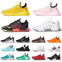 adidas NMD R1 V2 boost الأصل human race الرياضة أحذية رياضية الرجال النساء فاريل وليامز الإنسان سباق حجم EUR 47 هو تريل الاحذية سباقات الإنسان رجل مدرب ل
