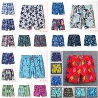 05 swim quick drying men's beach pants turtle vilebrequin fashionable urban leisure hip hop printed shorts swimwear swimming trunksmn