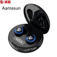 A29 TWS Bluetooth 5.0 fone de ouvido sem fio fone de ouvido toque controle impermeável 9D estereofonômetro esporte fone de ouvido fone de ouvido música fone de ouvido
