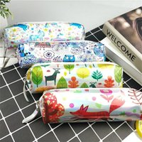 Pencil Cases High Quality Animals Case For Girls School Supplies Super Big Stationery Gift Magic Box Pencilcase