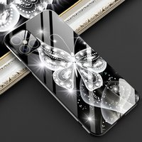 Customized Brand LOGO Temper Glass Cases 3 in 1 Heavy Duty Robot Scratchproof Defender Cover For iPhone 13 13Pro 12 12Pro 11Pro Xs Max Xr X 8 7 6s Samsung S20 Note8