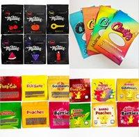 black medibles mylar packaging bag 150mg edibles gummy bags child resistant zipper resealable cali packs