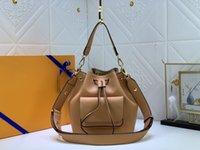 أكياس المصمم الفضلات النساء أزياء الكتف المحافظ حقيبة crossbody دلو مقبض حقيبة سوبر جودة عالية حقيبة يد 23 سنتيمتر حقائب اليد M57687 M57688 M57689