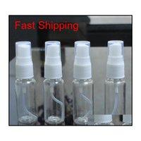 50 ml Temizleyici Sprey Şişe Boş El Yıkama Şişeleri Emülsiyon Pet Plastik Mist Sprey Pompa Şişesi için Alkol El San Jljcj YY_DHHOME