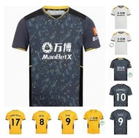 2021 2022 Raul Neves Wolves Maillots de football Podence Adama Adulte Enfants Equipement 21 22 Wolverhampton Shirts Football Doherty Hommes Kits Maillots